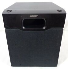 Sony SA-WMSP2 Home Theater Surround Sound Powered Active Subwoofer, Black