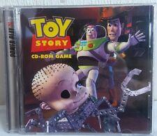 Disney Toy Story PC CD-Rom game. Jewel case version. 1995.