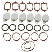 32-33mm Bouchon Clapet Volet Admission Collecteur Joint pour BMW E38 E39 E46 E53