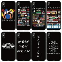 Central Perk Coffee friends tv show Case iPhone 12 6s 7 8 Plus 11 Pro XS Max XR