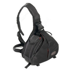 Water Resistance DSLR SLR Digital Camera Triangle Bag For Canon 50D 100D 550D