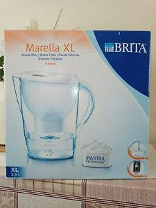 Brita Marella XL Water Filter Jug + 2 filters