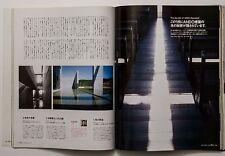 Casa BRUTUS Japanese Magazine 2002 The Grand Tour with TADAO ANDO