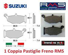 3060 - Pastiglie Freno Posteriori RMS per SUZUKI V-Strom 1000 ABS dal 2014 >2018