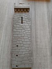 Playmobil tour mur avec meurtriere Gris Château  3667 4864 4865 4866