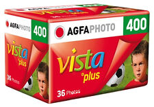 AgfaPhoto Vista Plus 400 36shots Colour Film 614360