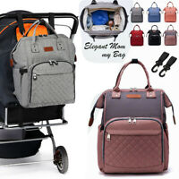 Multi-Function Baby Mummy Bag Changing Bags Diaper Nappy Rucksack Backpack HOT