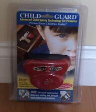 Firearm Safety Gun Lock Child Guard Cs-100