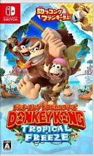 Donkey Kong: Tropical Freeze (English/Japanese Ver) for Nintendo Switch NS