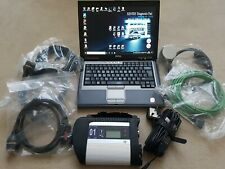 2020 XDOS Mercedes MB Star Diagnostic DAS Xentry C4 CONNECT KIT Dell laptop SSD