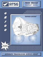 ATSG Technical Manual Ford 4R100 1999 - Up