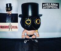 Marty Scrull Custom Funko Pop pop! Villain Wrestling Figure Bullet Club Elite
