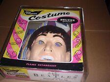 Custom Plexiglass Display Case for Beatles Ben Cooper Halloween Costumes