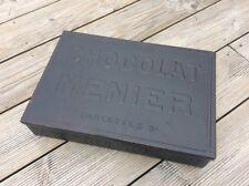 ANCIENNE BOITE CHOCOLAT MENIER TABLETTES 5c DECO CUISINE VINTAGE