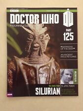 Doctor Who - Figurine Collection - issue 125 - Silurian (MAGAZINE ONLY)