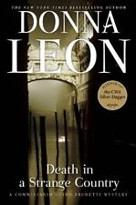 Death in a Strange Country by Donna Leon (2014, Paperback)