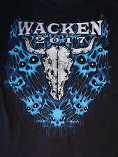 Wacken Open Air 2017 Original  T-Shirt Gr.: XXL NEUWERTIG
