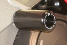 R&G Crash Protectors Classic Style for Aprilia Tuono (2006 - 2007)  Black