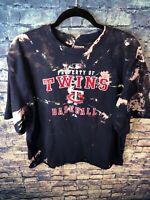 Minnesota Twins Adult Sz Extra Large TShirt Tie Dye Baseball⚾️vintage Free Ship