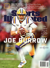 Sports Illustrated Magazine December 2 2019 Joe Burrow Dalvin Cook Ryan Shazier