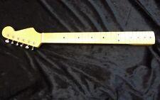 Nueva Guitarra años 50 St Strat Maple cuello/diapasón de Truss Rod en talón, klusons