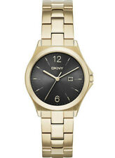 DKNY Women's NY2366 PARSONS Gold Watch