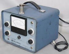 CEC Bell & Howell 1-117 Portable Vibration Meter w/4-123-0001 Transducer/Sensor