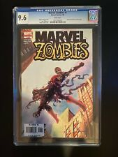 Marvel Zombies #1 CGC 9.6NM+ Marvel Comics