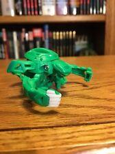 Bakugan Quakix Gorem Ventus Green Gundalian Invaders Super Assault