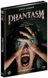 Phantasm - Mediabook A lim. 500 4K Remastert (BR+2xDVD) NEU/OVP