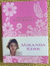 """NEW Miranda Kerr """"Treasure Yourself: Power Thoughts for My Generation"""" Paperback"""