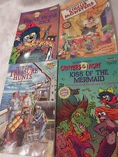 Step into Reading Grades 1-4 Lot of 4 Books