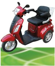 48V 500W electric car Too 3 Senior mobile Tricycle ElektroScooter up 25km/h