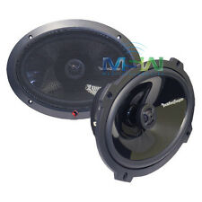 "NEW ROCKFORD FOSGATE® P1692 6""x9"" 2-WAY PUNCH COAXIAL CAR AUDIO SPEAKER 6x9 PAIR"