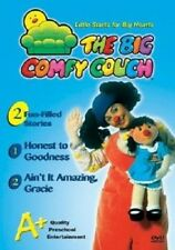 The Big Comfy Couch - Honest to Goodness & Ain't It Amazing, Gracie (NEW DVD)