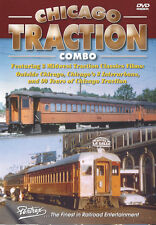 Chicago Traction Combo Train DVD New