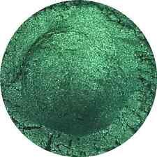 Emerald Green Cosmetic Mica Powder 3g-50g Pure Soap Bath Bomb Colour Pigment