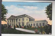 Governor's Mansion Baton Rouge LA