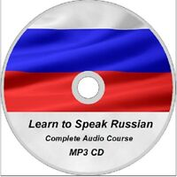 LEARN to SPEAK RUSSIAN complete audio language course CD MP3 easy quick method