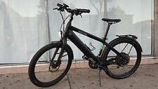 "Stromer ST1 Platinum Electric Bike Power 48 w/City Kit e-Bike Black 16.5"""