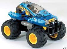Lego 4585 Racer Nitro Pulverizer complet à 100 % de 2002