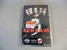 Kassette VHS / Scream 3/Neu und Verpackt