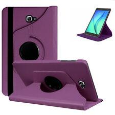 Tasche f Samsung Galaxy Tab A6 10.1 SM-T580 SM-T585 Tasche Hülle Etui Case LILA