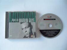 MARVIN GAYE. NIGHT LIFE. NEAR MINT 13 TRACKS CD. TAMLA MOTOWN/SPECTRUM.