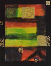 M. Wildevuur Farbenzauber III Poster Bild Kunstdruck 29x39cm