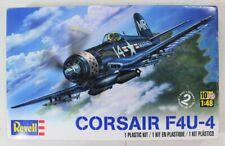 Revell Corsair F4U-4 Navy/Marine Fighter 1/48 Scale Model Kit 85-5248