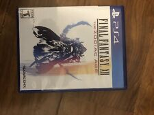 Final Fantasy Xii 12 The Zodiac Age Ps4