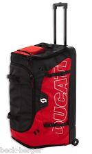 DUCATI Scott Explorer Trolley Koffer Reisetasche Bag schwarz rot NEU !!