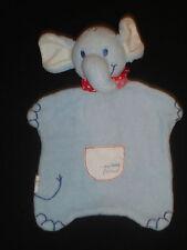 Tcm Elefant blau Tchibo Halstuch Schmusetuch 086 top