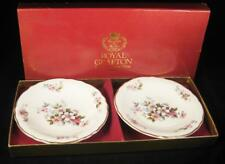 Royal Grafton Set of 2 'Summer Melody' Trinket Dishes IN BOX